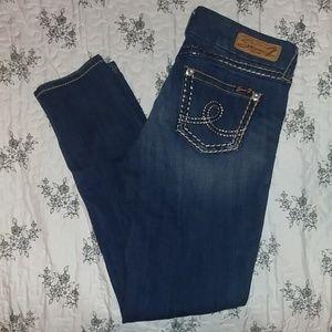(Seven7) Blue jeans